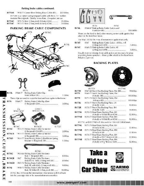 Page 188 of 2006 Classic Pontiac GTO Catalog