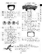 bezel in 2005 Classic Pontiac Firebird / Trans Am Catalog