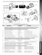 xk 140 carburetor in Jaguar XK Parts Master Catalog Series