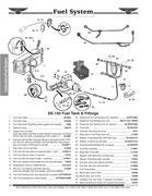 Jaguar Carburetor and Fuel System by XKs Unlimited