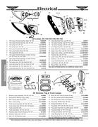 Jaguar Electrical & Switches by XKs Unlimited