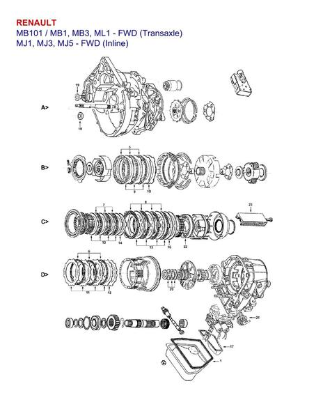 Page 396 of Automatic Transmission Parts 2010