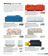 ikea lycksele sofa bed orange bar protaras slipcover - beds