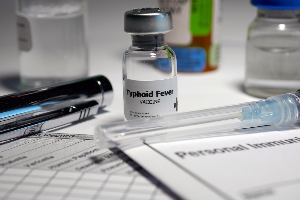 WHO recommends use of first typhoid conjugate vaccine