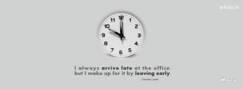 Hd Game Quote Wallpaper Clock Motivational Fb Cover