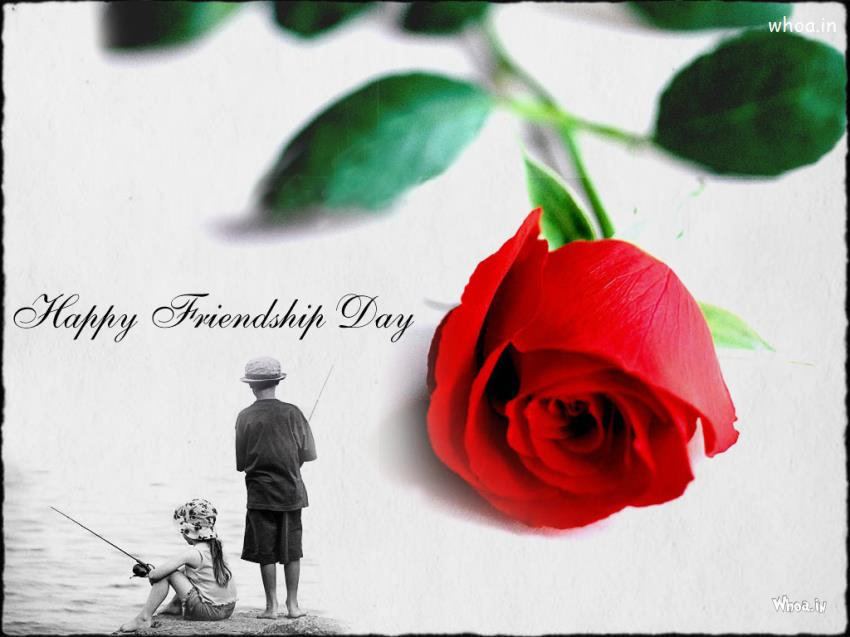 Onam Wallpapers Hd Friendship Day Greetings Red Rose Wallpaper