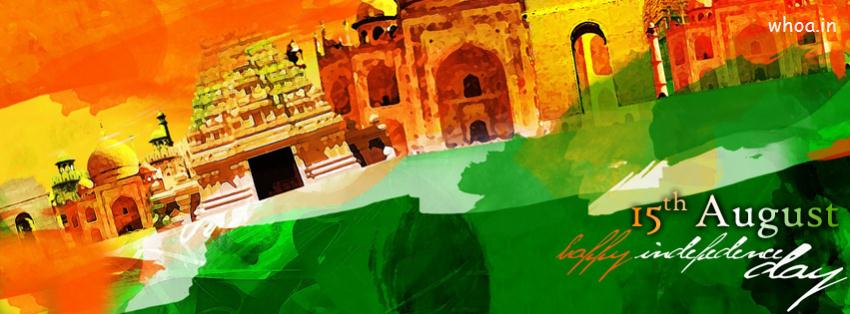 Lord Shiv Hd Wallpaper 15th August Independence Day Painting Facebook Cover