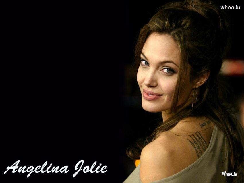 Diwali Wallpaper With Quote Angelina Jolie Back Tattoo Wanted