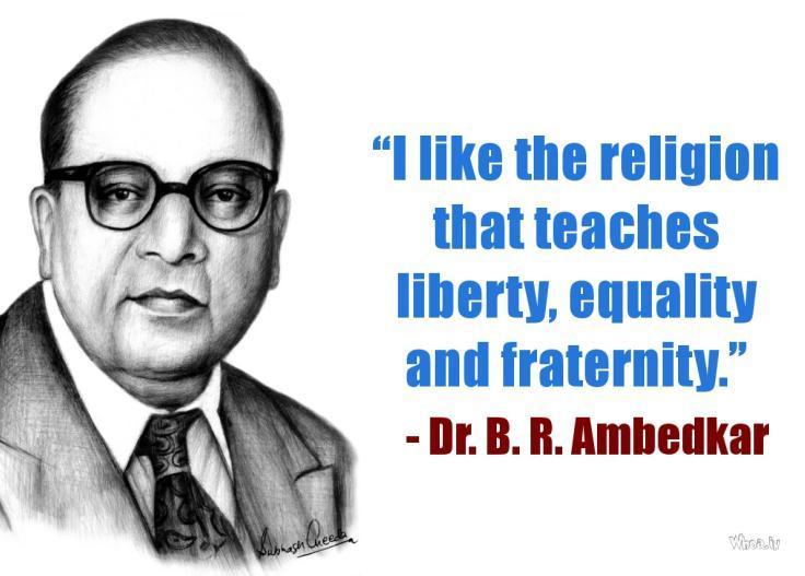 Dr Ambedkar Images Wallpapers Hd Dr B R Ambedkar Quotes Wallpaper