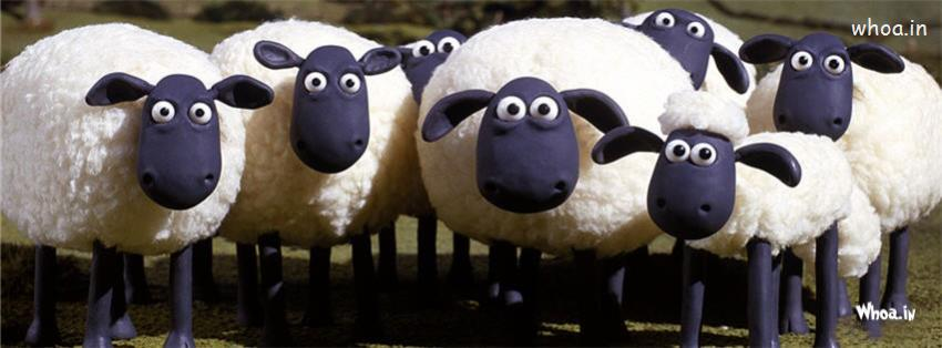 Janmashtami Quotes Wallpapers Shaun The Sheep Hd Fb Timeline Cover 3