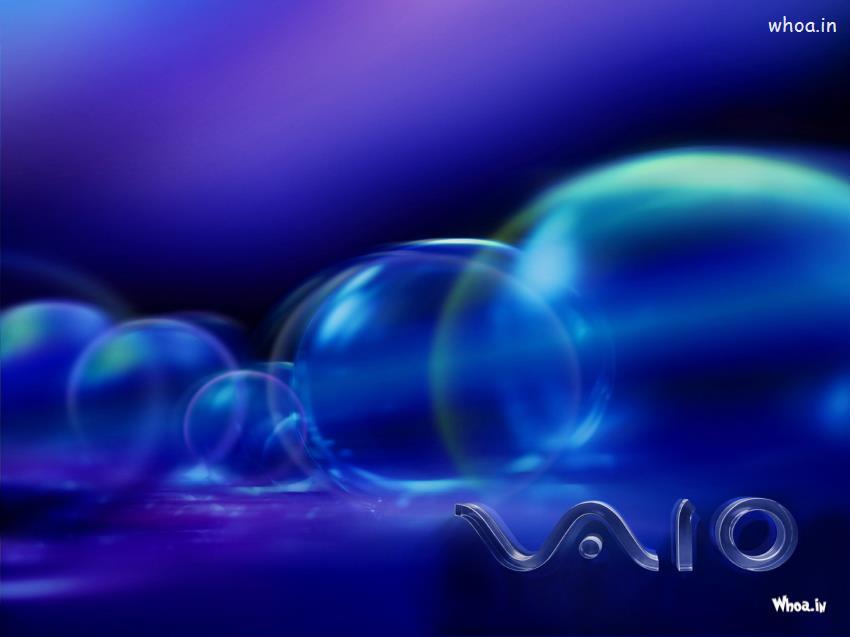 Blue Theme Background Of Lenovo