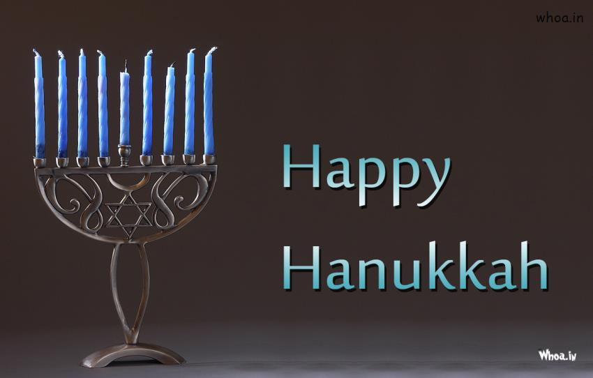 Cute Animated Wallpapers Gif Happy Hanukkah Festival Hd Wallpaper 6