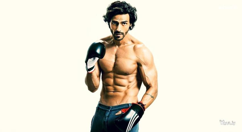 Happy Diwali Hd Wallpaper With Quotes Arjun Rampal Shirtless And Show Body Shapes Wallpaper