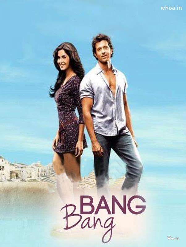 Balaji Images Hd Wallpaper Bang Bang 2014 Bollywood Movie Hd Poster