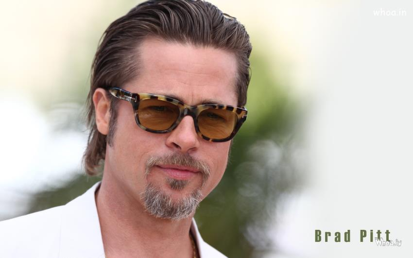 Friendship Wallpapers With Quotes For Facebook Timeline Brad Pitt In Stylish Beard