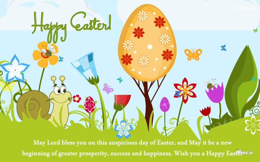 Cute I Love U Wallpaper Hd Easter Greetings With May God Bless You Quote