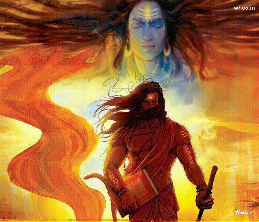 Bhagwan Parshuram Full Hd Wallpapers Lord Shiva Hd Painting Wallpaper