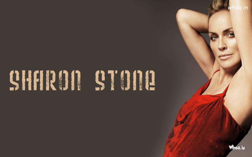Cinema Wallpapers With Quotes Sharon Stone Hot Photoshoot 2