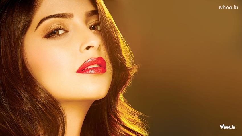 Pubg Bike Wallpaper Sonam Kapoor Brown Hair With Face Closeup Hd Wallpaper