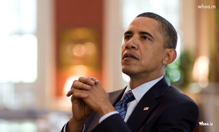Hd Birthday Wallpapers 1080p Barack Obama Thinking Hd Wallpaper
