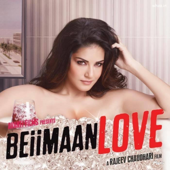 Happy New Year 2016 Quotes Wallpapers Beiimaan Love Sunny Leone Bollywood Upcoming Movies Poster