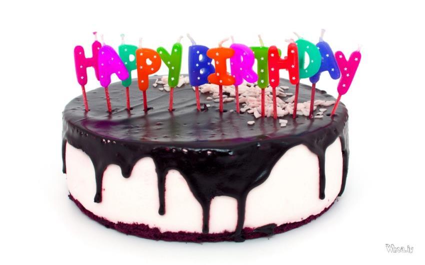 Hd Birthday Cake Pics