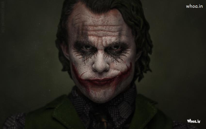 heath ledger the joker