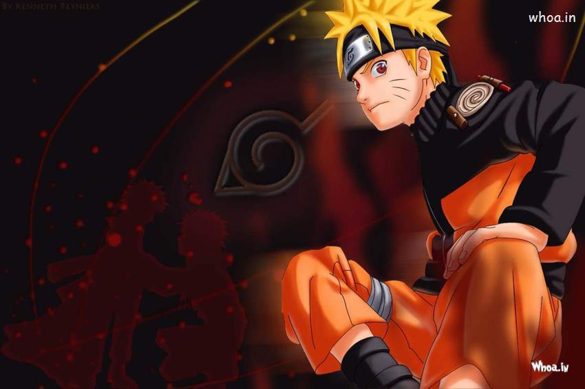 Naruto 3d Wallpaper
