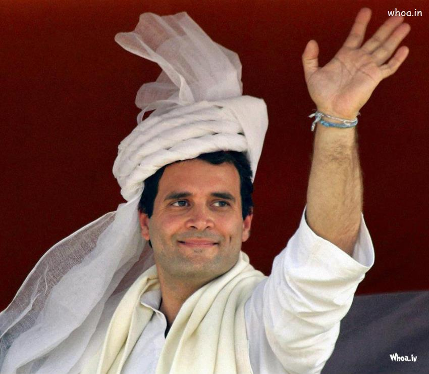 Indian Republic Day Quotes Wallpapers Rahul Gandhi White Turban Hd Wallpaper