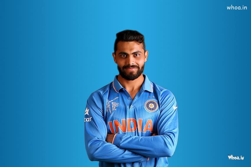Sir Ravindra Jadeja Photoshoot Ready For 2020 World Cup