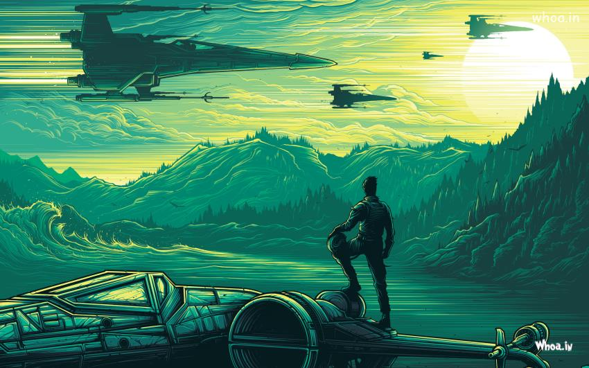 Cellphone Wallpaper Hd Quote Star Wars The Force Awakens Animated Hd Wallpaper