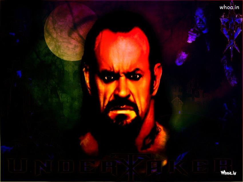 Shivaji Wallpaper 3d The Undertaker Angry Art Hd Wallpaper