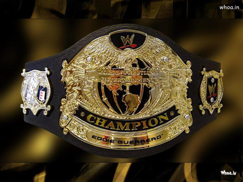 Romantic Love Wallpapers Hd Wwe Championship Belt Hd Wwe Wallpaper