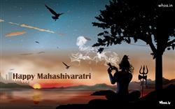 Shiva Smoking Chillum Hd Wallpaper Shiv Tandav Art Hd Wallpaper