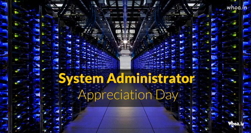 System Administrator Cover Letter