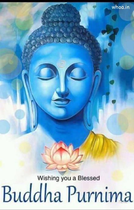 Hd Beautiful Buddha S Image For Wishing Happy Guru Purnima