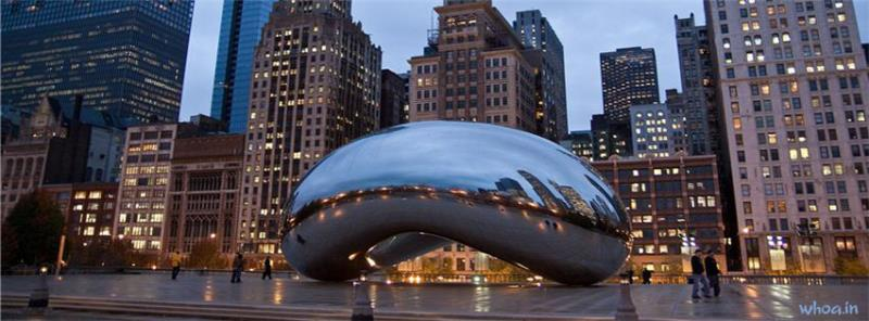 Cute Girly Summer Wallpapers Cloud Gate Chicago Facebook Cover