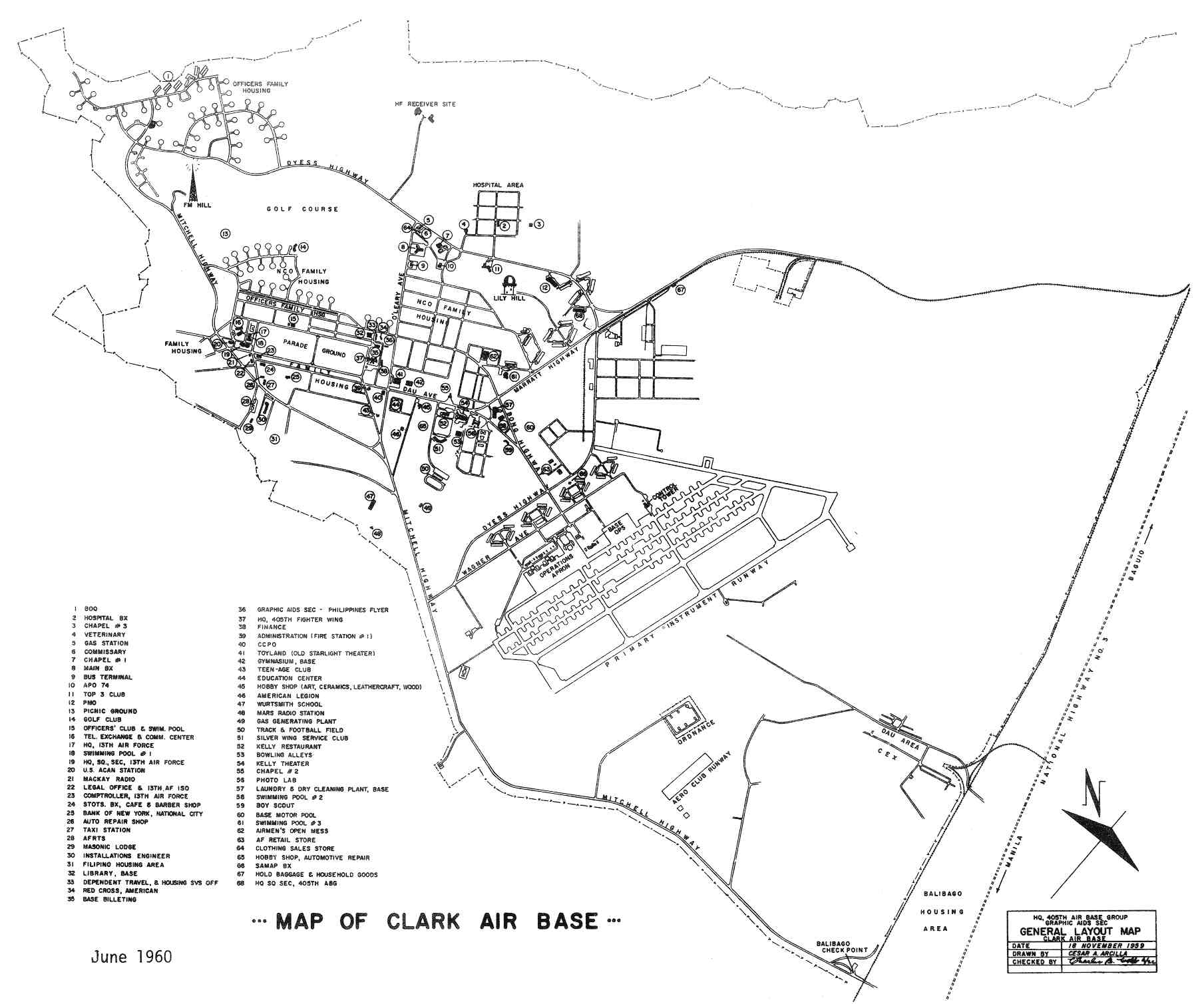 Maps Archive