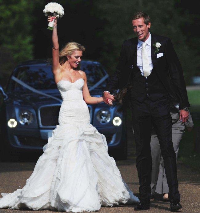 Bridesmaid Nip Slip