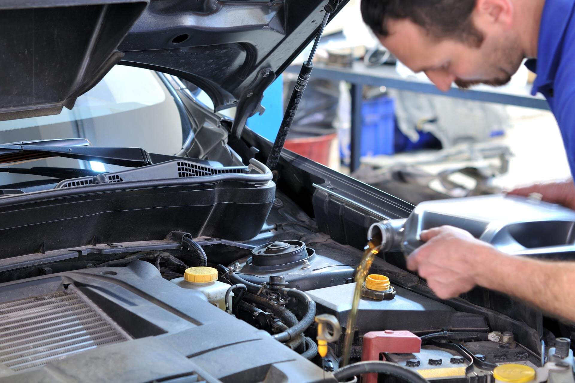Oil Change Near You pare Prices