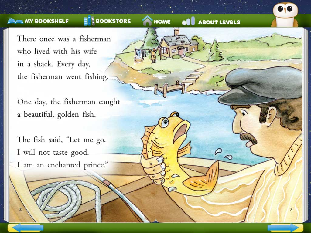 Two New Folk Tale Stories Available For Ipad Book Reader