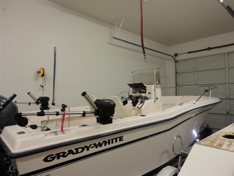 Grady White TTop A2 Before