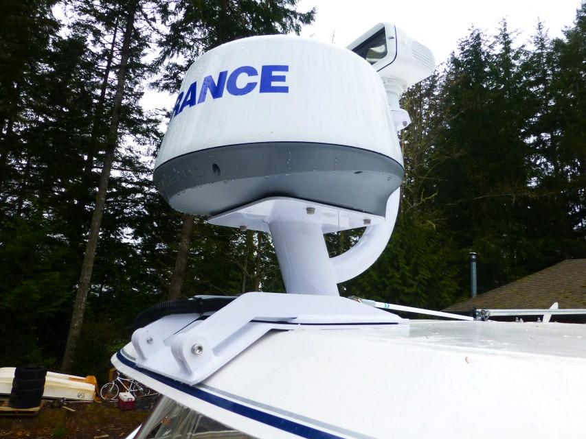 Folding Radar Stand 2