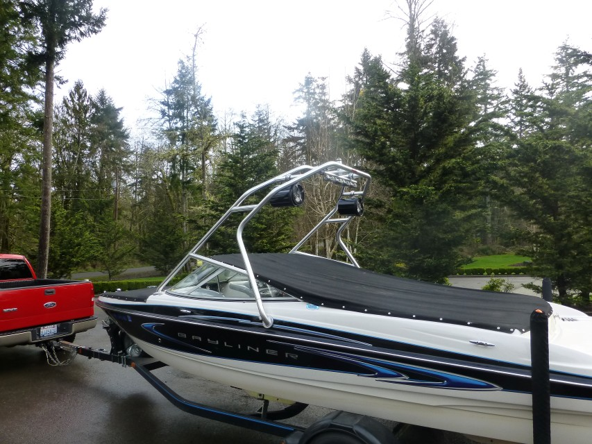 Bayliner Wakeboard 1