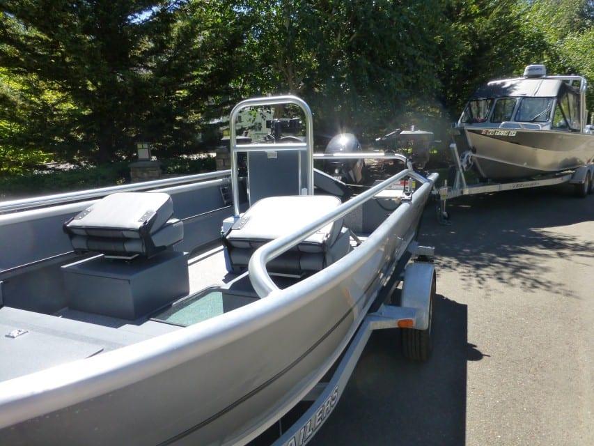 Boat Rails B1