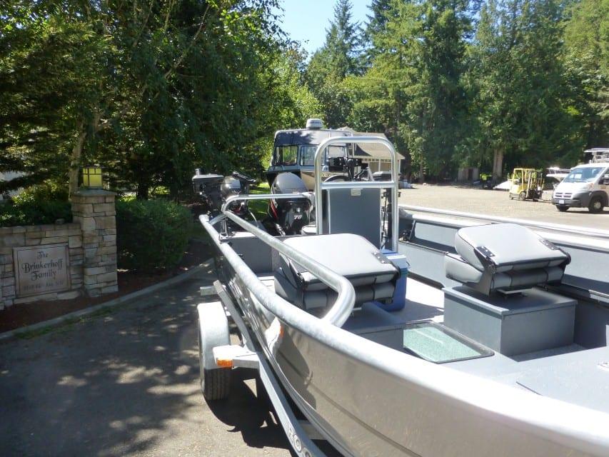 Boat Rails B2