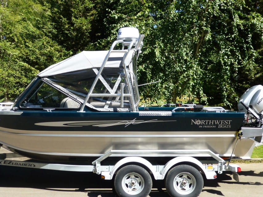 Northwest Boats 001A