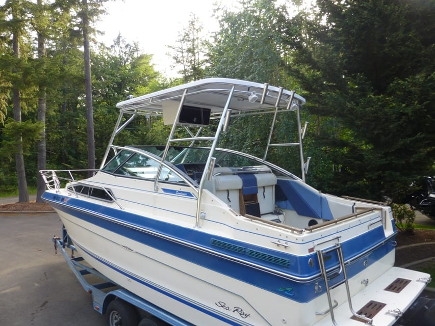 Sea Ray Sundancer Skip A3