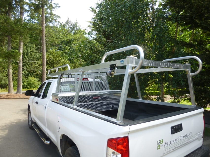 Lumber Rack 2