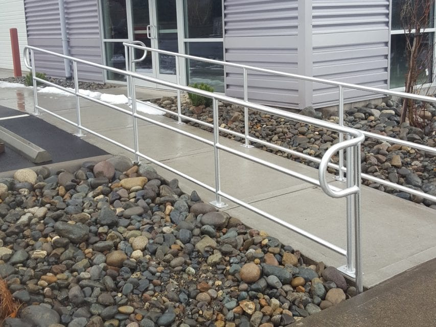 Commercial Handrailing A1
